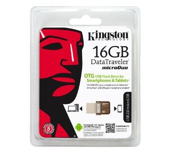Kingston-16Go