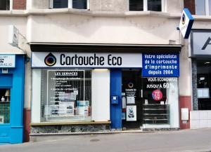 Cartouche Eco Courbevoie